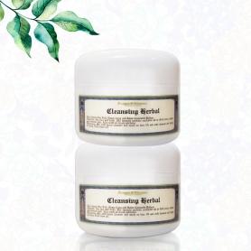 草本潔淨嫩白花粉 30g *2