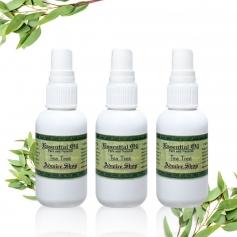 【芳香小舖】天然植萃茶樹尤加利抗菌潔淨液60ml x3