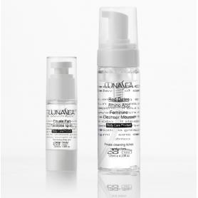 【LUNASEA】紅棗胺基酸私密處清潔慕斯120ml+溫潤細緻涼感私密處噴霧30ml