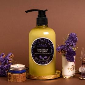 紫色夢境身體乳液 - 水 500ml