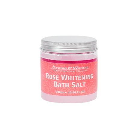 天籟玫瑰嫩白沐浴鹽300ml