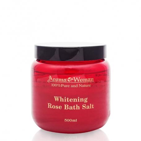 玫瑰潤白 沐浴鹽 500ml